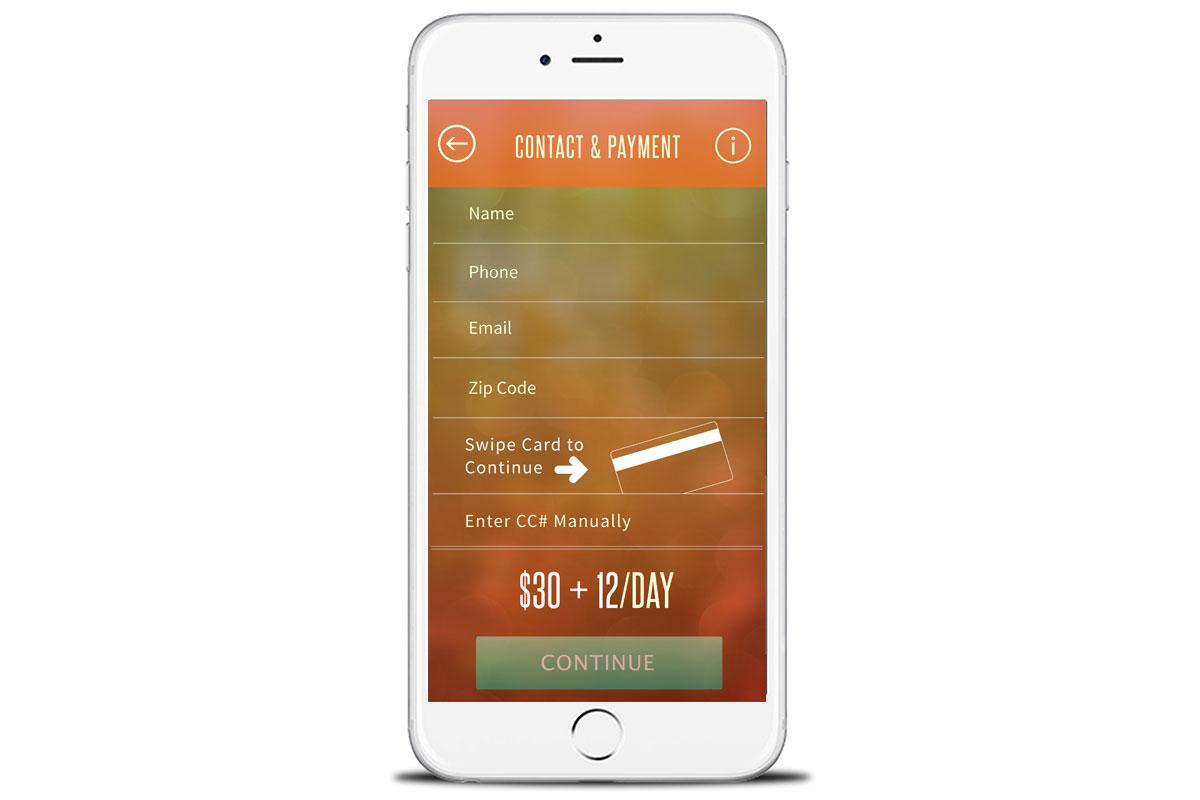impowerz app screens