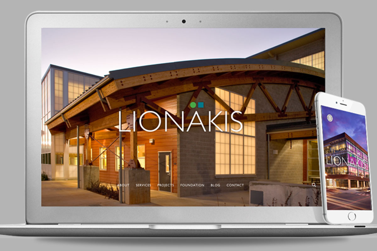 Lionakis website