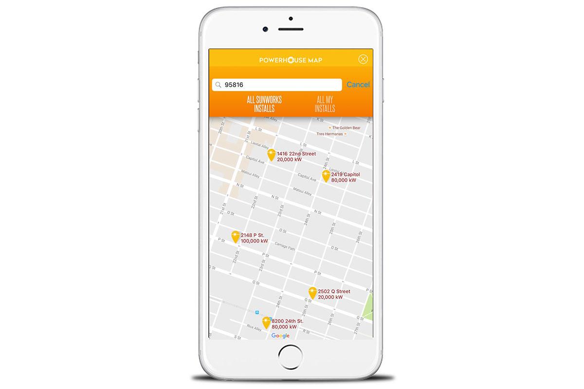 Sunworks PowerPay App